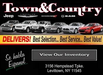 Town & Country Jeep Chrysler Dodge Ram Image 2