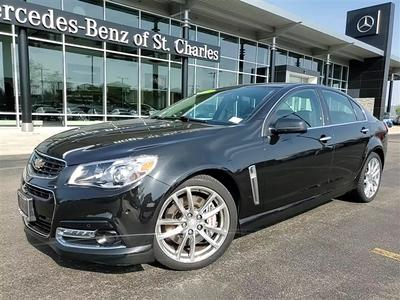 Chevrolet SS 2014 for Sale in Saint Charles, IL