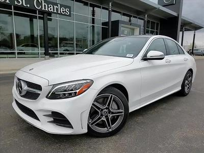 Mercedes-Benz C-Class 2020 for Sale in Saint Charles, IL