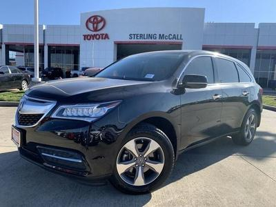 Acura MDX 2016 for Sale in Richmond, TX