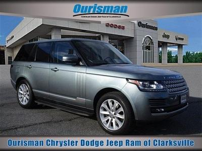 2014 Land Rover Range Rover 3.0L Supercharged HSE for sale VIN: SALGS2WF5EA151166