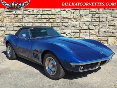 1968 Chevrolet Corvette  for sale VIN: 0000194678S428224
