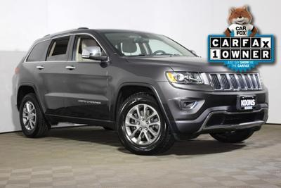 2015 Jeep Grand Cherokee Limited for sale VIN: 1C4RJFBM1FC706389