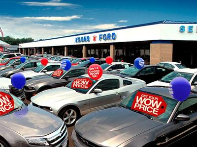 Koons of Falls Church Ford Image 1