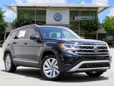 Volkswagen Atlas 2021 for Sale in Huntersville, NC