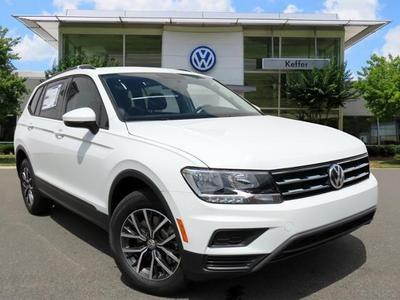 Volkswagen Tiguan 2021 for Sale in Huntersville, NC