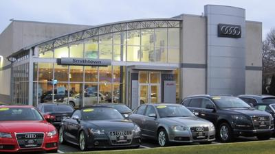 Audi of Smithtown Image 1