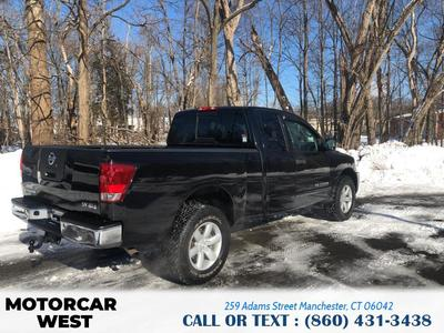 Nissan Titan 2011 for Sale in Manchester, CT