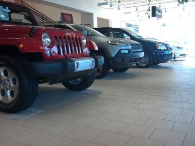 Zimmer Chrysler Dodge Jeep RAM Image 9