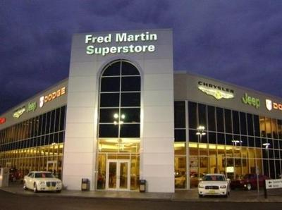 Fred Martin Superstore Image 2
