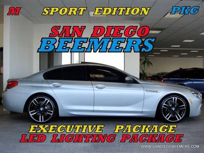 BMW 640 Gran Coupe 2016 for Sale in San Diego, CA