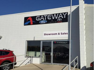 Gateway Ford Lincoln Toyota Image 3