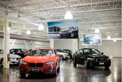 BMW of Norwood Image 1