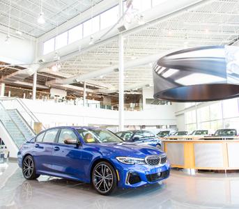 BMW of Norwood Image 8