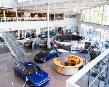 BMW of Norwood Image 9