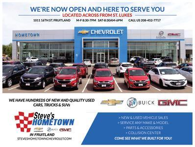 Steve's Hometown Chevrolet Buick GMC Image 2
