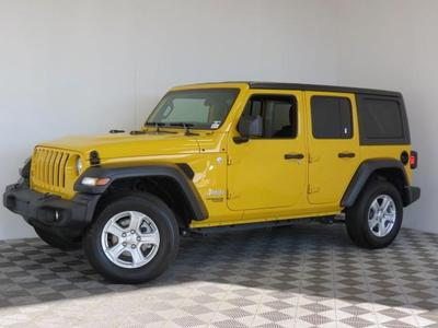 Jeep Wrangler Unlimited 2019 for Sale in Tucson, AZ