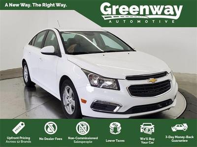 Chevrolet Cruze 2015 for Sale in Tuscumbia, AL