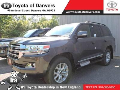 Toyota Land Cruiser 2019 for Sale in Danvers, MA