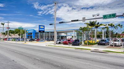 Bomnin Chevrolet Dadeland >> Bomnin Chevrolet Dadeland In Miami Including Address Phone