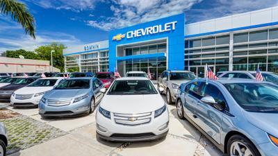 Bomnin Chevrolet Dadeland Image 3