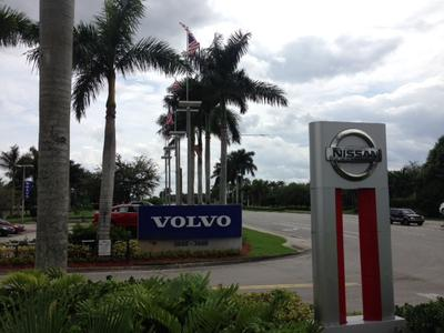 Weston Nissan Volvo Cars In Fort Lauderdale Including Address Phone Dealer Reviews Directions A Map Inventory And More