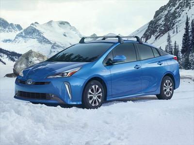 2019 Toyota Prius  for sale VIN: JTDL9RFU4K3001266