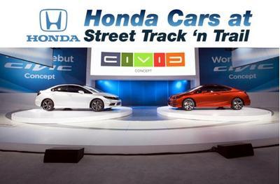 Honda Cars at Street Track 'N Trail Image 2