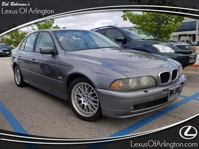 2003 BMW 530 i for sale VIN: WBADT63493CK37502