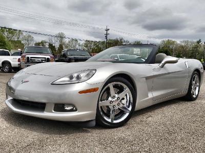 Chevrolet Corvette 2007 a la venta en Fairfield, OH