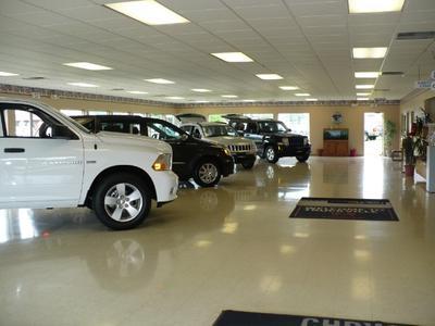 Dansville Chrysler Dodge Jeep RAM Image 1