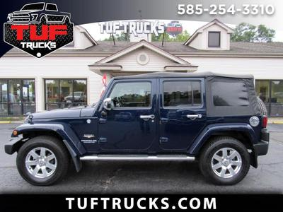 Jeep Wrangler Unlimited 2013 for Sale in Rush, NY