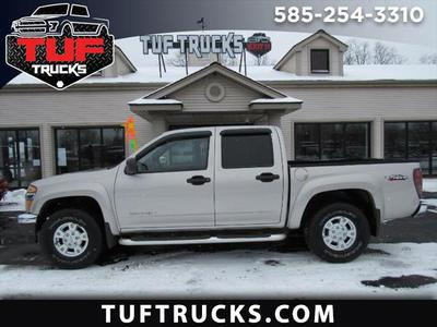 2005 GMC Canyon SLE for sale VIN: 1GTDT136658192869