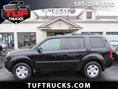 2009 Honda Pilot LX for sale VIN: 5FNYF48209B035876