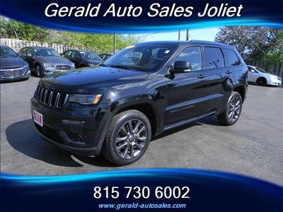 Jeep Grand Cherokee 2018 a la venta en Joliet, IL