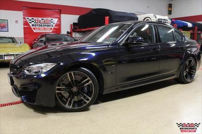 2017 BMW M3 Base for sale VIN: WBS8M9C32H5G85243