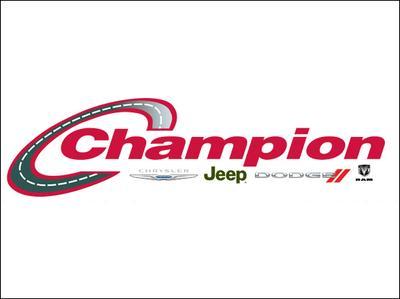 Champion Chrysler Jeep Dodge RAM Image 3