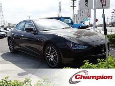2015 Maserati Ghibli Base for sale VIN: ZAM57XSA9F1162059