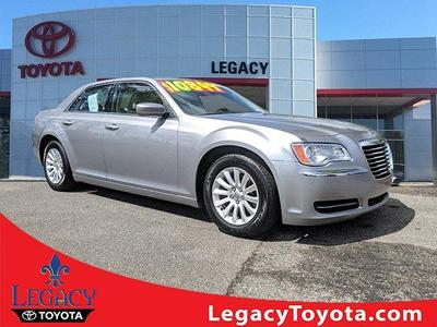 2014 Chrysler 300 Base for sale VIN: 2C3CCAAG6EH321084