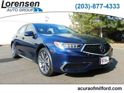 Acura Of Milford >> 2018 Acura Tlx For Sale In Milford Connecticut 197122892