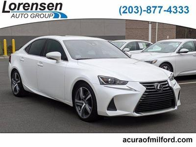 Lexus IS 300 2019 for Sale in Milford, CT