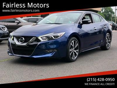 Nissan Maxima 2016 for Sale in Fairless Hills, PA