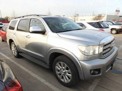 2012 Toyota Sequoia Limited for sale VIN: 5TDJW5G12CS062810