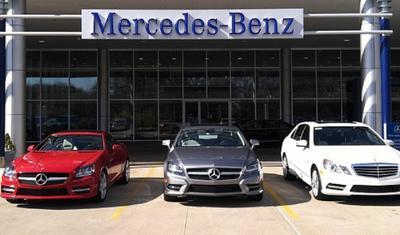 Mercedes-Benz of Cincinnati Image 1