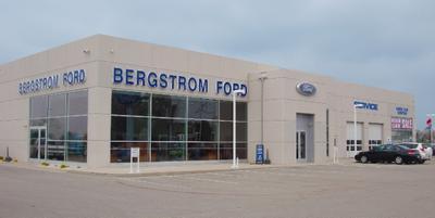 Bergstrom Ford of Oshkosh Image 1