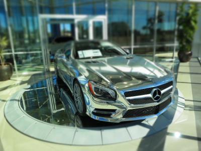 Mercedes-Benz of Scottsdale Image 6