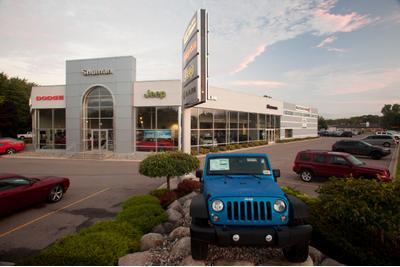 Shuman Chrysler Dodge Jeep RAM Image 3