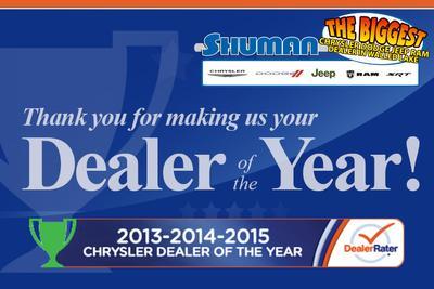 Shuman Chrysler Dodge Jeep RAM Image 4