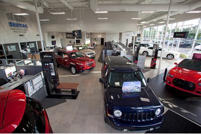 Shuman Chrysler Dodge Jeep RAM Image 7