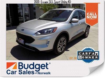 Ford Escape 2020 for Sale in Norwalk, CA